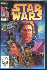 Star Wars #81 (1984)