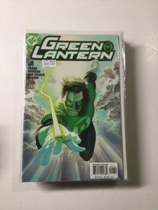 Green Lantern #1 (2005) HPA