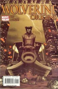 Wolverine: Origins Annual #1, NM (Stock photo)