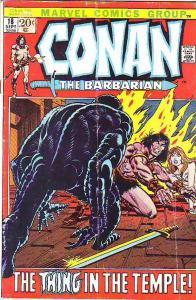 Conan the Barbarian #18 (Sep-72) VG Affordable-Grade Conan the Barbarian