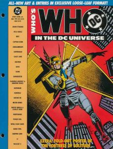 Who's Who in the DC Universe #6 VF/NM; DC | save on shipping - details inside