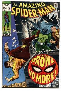 Amazing Spider-Man #79 comic book 1969-PROWLER-JOHN BUSCEMA VG/FN
