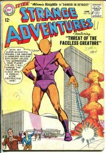 Strange Adventures #153 1963-DC-Atomic Knights-sci-fi thrills-G