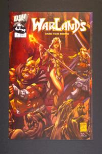 Warlands Dark Tide Rising # 1 December 2002