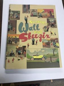 Sundays With Walt And Skeezix Oversize Treasury Hc Hardcover Sunday Press