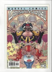 Captain Marvel #20 (2002) Marvel Comics NM