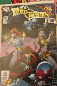 Teen Titans 31 NM