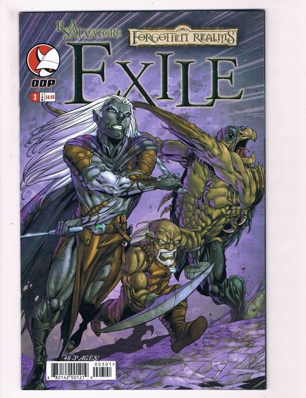 Forgotten Realms Exile # 3 NM DDP Comic Books Tim Seeley R A
