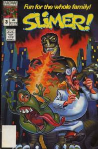 Slimer! #3 VF/NM; Now | save on shipping - details inside