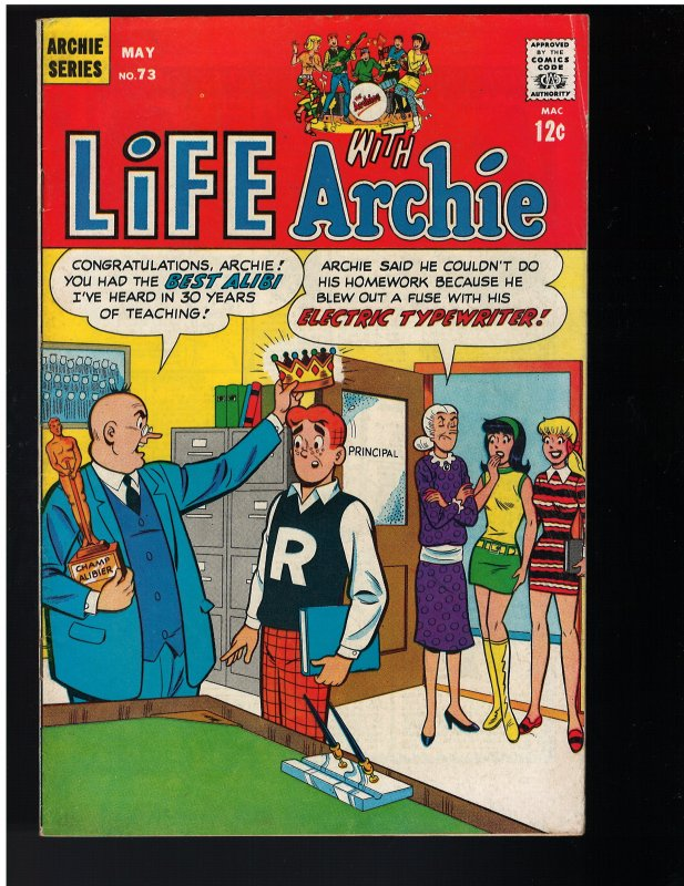 Life With Archie #73 (1968)