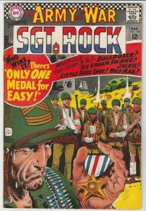Our Army at War #178 (Mar-67) NM- High-Grade Easy Company, Sgt Rock