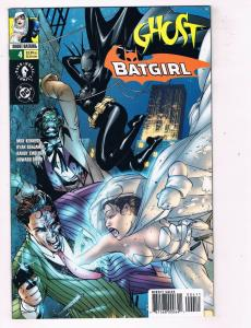 Ghost Batgirl (2000) #4 Dark Horse/DC Comic Book Mike Kennedy Two-Face HH3