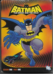Batman: Brave and the Bold season 1 pt. 1 (DVD set)