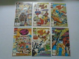 What If? Parodies comic lot 11 different issues