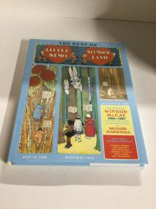 The Best Of Little Nemo In Slumberland 1905-1927 Oversized HC Hardcover B12