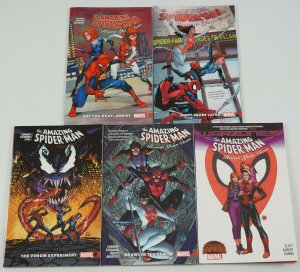 Amazing Spider-Man: Renew Your Vows TPB #1-4 VF/NM complete series + Secret Wars
