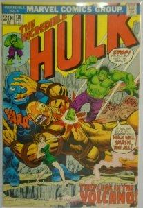 The Incredible Hulk #170 - 4.0 VG - 1973