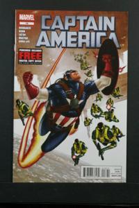 Captain America #18 December 2012