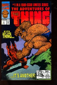 The Adventures of the Thing #1 (1992)