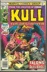 Kull the Destroyer #22