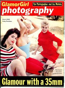 GlamorGirl Photographer 9/1959-Mamie Van Doren-cheesecake-Jayne Mansfield-VF
