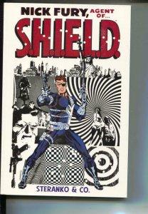 Nick Fury, Agent Of S.H.I.E.L.D.-Stan Lee-TPB-trade