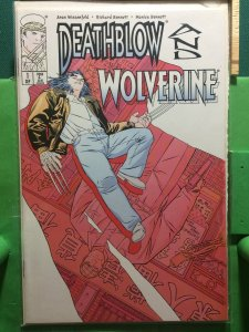 Deathblow and Wolverine #1
