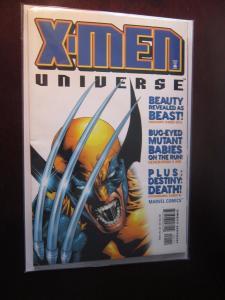 X-Men Universe #1 - 8.0 - 1999