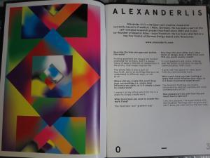 Library Paper 2012 Lorenz Klingebiel Copy-Shop Art Catalog w Interviews Limited