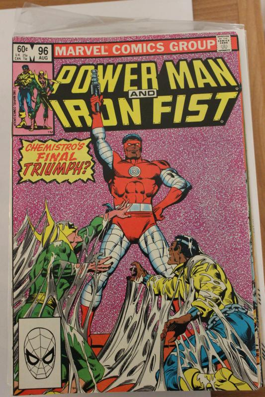 Power Man and Iron Fist  96  FN