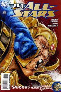 JSA All-Stars (2nd Series) #3 VF/NM; DC | save on shipping - details inside