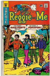 REGGIE & ME (1966-1980) 87 FN May 1975