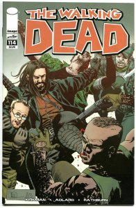 WALKING DEAD #114, NM, Zombies, Horror, Fear, Kirkman, 2003, more TWD in store