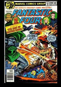 Fantastic Four #199 NM- 9.2