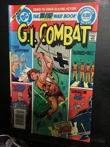 G.I. Combat #236 (1981) High-Grade Joe Kubert cover, giant size key! NM-  Wow!