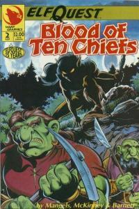 Elfquest: Blood of Ten Chiefs #2, NM- (Stock photo)