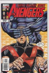Avengers #14 (1999)