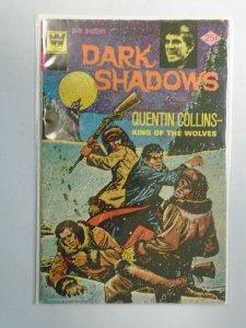 Dark Shadows #33 3.0 GD VG (1975 Whitman)