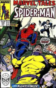 Marvel Tales (2nd Series) #215 FN; Marvel   save on shipping - details inside