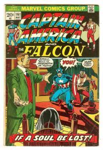 Captain America 161