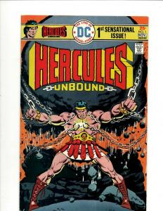 Lot of 9 Comic Books Hercules #1 3 4 5 7 8 9 10, Green Lantern Mosaic #1 JF25