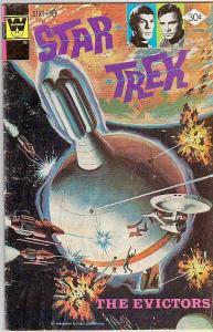 Star Trek #41 (Nov-76) VG Affordable-Grade Captain Kirk, Mr Spock, Bones, Scotty