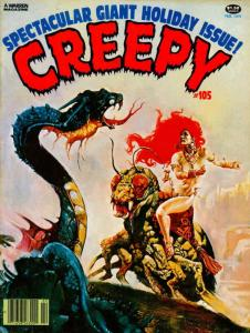 Creepy (Magazine) #105 FN; Warren   save on shipping - details inside