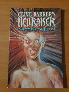 Hellraiser Summer Special #1 One-Shot ~ NEAR MINT NM ~ 1992 Epic Comics
