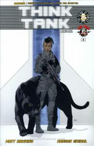 Think Tank: Animal #4 VF; Image | save on shipping - details inside