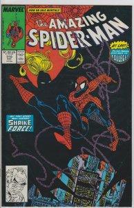 Amazing Spider-Man #310 - Direct Edition - December 1988 - McFarlane