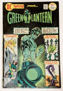 DC Special #17 (Summer 1975) FN + 6.5 Green Lantern Mike Grell cover