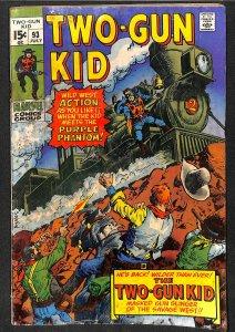Two-Gun Kid #93 (1970)