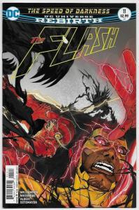 Flash #11 Rebirth Main Cvr (DC, 2017) NM