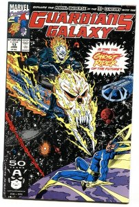 Guardians of the Galaxy #13 1991 1st SPIRIT OF VENGEANCE VF/NM